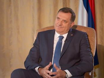 Dodik: Epicentar krize sigurno još nije prošao