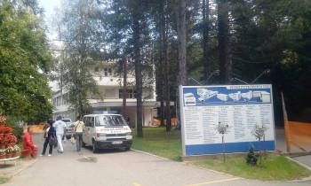 Фоча: Пријем првог пацијента у болницу упозорава на максималан опрез