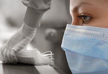 Nevesinje: Kupci koji nemaju zaštitne maske neće biti usluženi