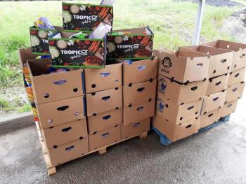 Tropik maloprodaja donirala pakete pomoći Domu zdravlja u Gacku