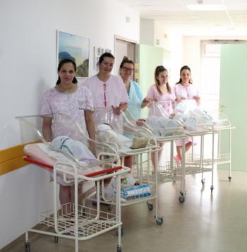 Lijepa vijest iz nevesinjskog porodilišta