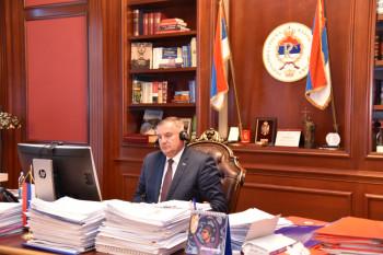 Вишковић: Чврсто опредјељење Владе за реализацију пројекта ХЕ 'Дабар'