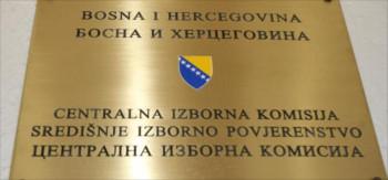 CIK BiH sutra raspisuje lokalne izbore