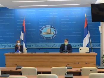 U Srpskoj 24 nova slučaja, ukupno 1.129; Oporavljena 461 osoba