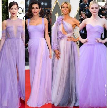 Боја лаванде или 'millennial purple' овог љета је у моди