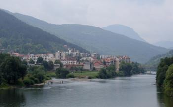 Foča: Počela rekonstrukcija mosta na Ćehotini