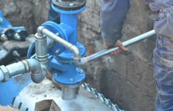 Gacko: Radnici 'Vodovoda' intezivno rade u rejonu Košute