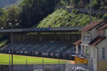 Foča: Gradski stadion otvorio kapije - fudbaleri i dalje na odmoru