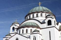 Sveti oganj stiže u Beograd