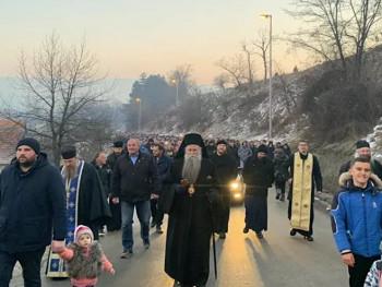 Vladika Joanikije: Ako je i od Đukanovića, mnogo je