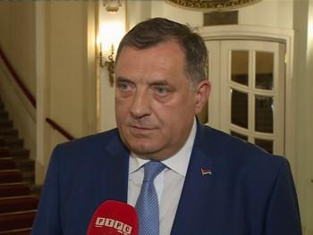 Dodik: U vrijeme pandemije Srpska sa najmanje otpuštenih radnika na Balkanu