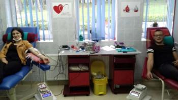 Ljubinjci darovali krv u Službi za transfuziju u Nevesinju