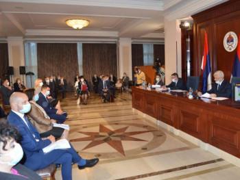 NSRS o uredbama koje je predsjednica Srpske donijela tokom vanrednog stanja