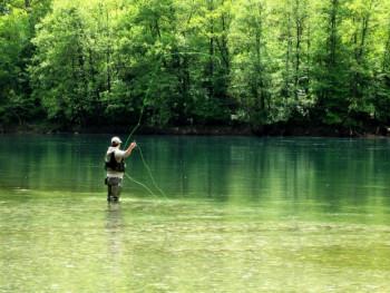 Foča: Od sljedeće sedmice dozvoljen ribolov na pritokama Drine