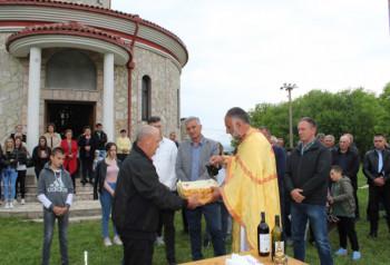 Crkva na Odžaku kod Nevesinja obilježila krsnu slavu