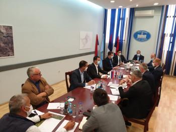 Ministar Pašalić u radnoj posjeti Trebinju