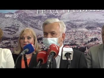 U Trebinju sjednica Regionalnog odbora DEMOS-a (VIDEO)