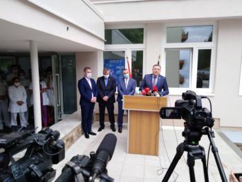 Dodik: Stabilan medicinski sektor u Srpskoj