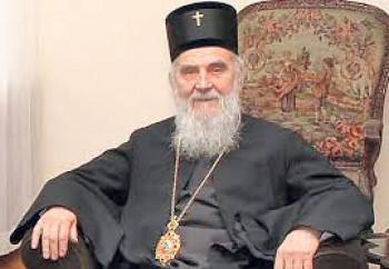 Patrijarh Irinej služio liturgiju povodom Spasovdana