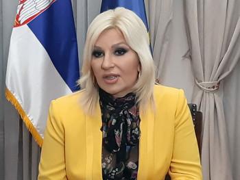 Mihajlović: Politička odluka Podgorice
