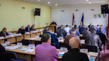 Sjednica fočanskog parlamenta nakon tromjesečne pauze