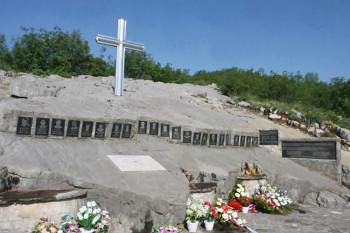 Sutra pomen poginulim borcima Bobanske čete