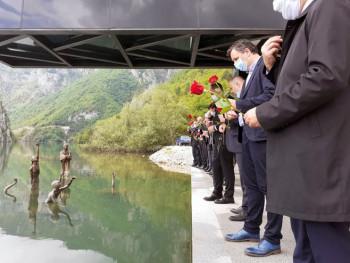 Обиљежено 78 година од страдања Срба у Старом Броду код Вишеграда