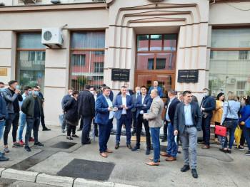 Nenad Nešić u dvodnevnoj posjeti odborima DNS-a u Hercegovini