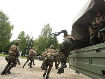 Oružane snage primaju 600 vojnika