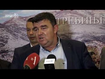 Јовица Влатковић главни повјереник ДНС-а у Требињу (ВИДЕО)