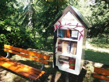 Bileća dobila biblioteku na otvorenom