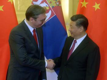 Vučić pisao predsjedniku Kine