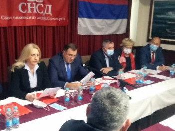 СНСД је најјача странка и најодговорија за Српску