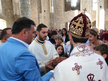Saborna crkva u Mostaru proslavila slavu