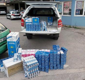 У Херцеговини одузете цигарете и дуван вриједности веће од 43.000 КМ