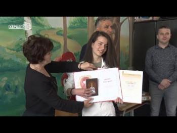 Najboljim malim maturantima iz Nevesinja uručena priznanja i vrijedne nagrade (VIDEO)