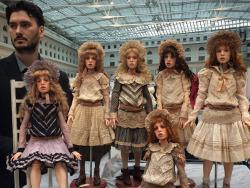 Nevjerovatno realistične lutke ruskog umjetnika (FOTO)