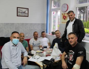 Bivši saborci u humanoj misiji povodom Dana Nevesinjske brigade