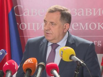 Додик: Шпијун не би требало да буде министар, али у БиХ је све могуће