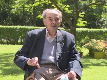 Djed Jovan puni 90 i recituje pjesme iz djetinjstva