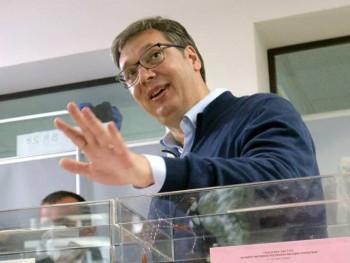 Vučić: Hvala vam, nastavljamo da radimo