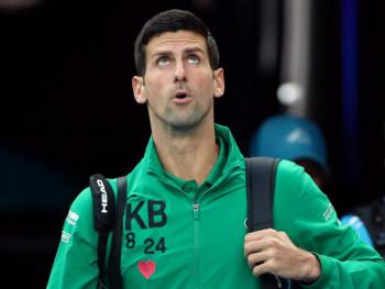 Novak Đoković pozitivan na virus korona