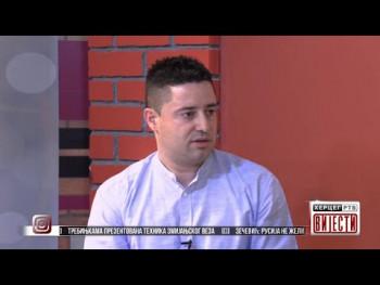 Гост у Вијестима (23.06.2020.)  : Бојан Чворо-начелник Одјељења за стамбено-комуналне послове