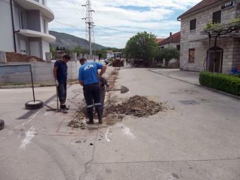 ВОДОВОД: Улица Требињских бригада и Петрово поље сутра без воде