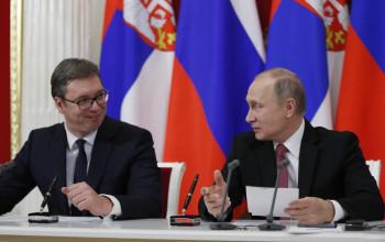 Putin u oktobru u Srbiji: Saradnja Beograda i Moskve se razvija