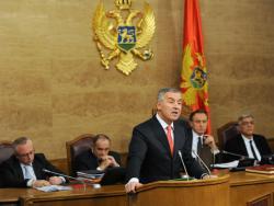 Danas glasanje o povjerenju vladi Mila Đukanovića