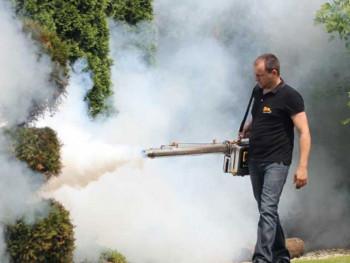 Informacija o zaprašivanju komaraca na području grada – Pčelari da zaštite pčelinjake