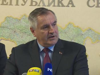 Višković sutra u Trebinju na proslavi krsne slave VRS