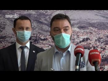 Trebinje: Saniranje ekonomskih posljedica pandemije preko projekta 'Via Dinarika' (VIDEO)