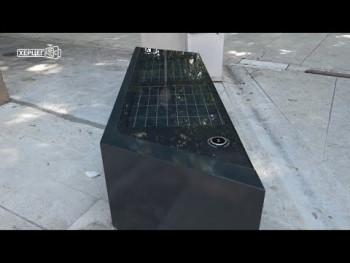 Solarna klupa od velikog značaj za grad Trebinje i njegove posjetioce (VIDEO)